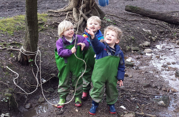 Childminding Bristol Early Years website
