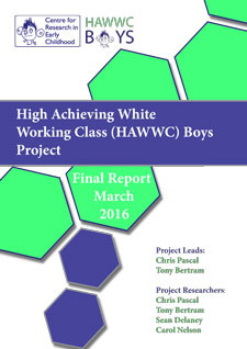 High Achieving White Working Class Boys Project