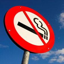 Smoke free environments