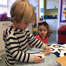 Two Year Old Provision at Bristol Early Years