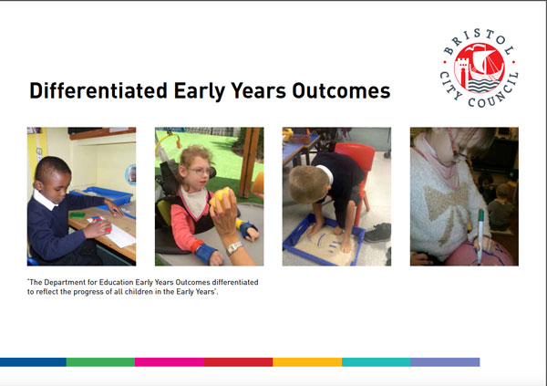 Differentiated Early Years Outcomes link