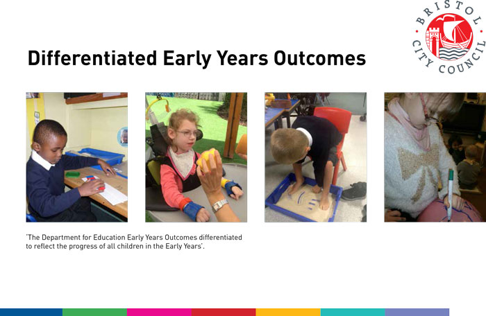 Differentiated Early Years Outcomes
