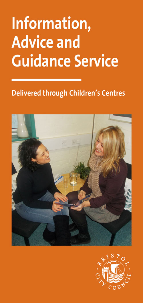 Information, Advice and Guidance through Bristol Children's Centres