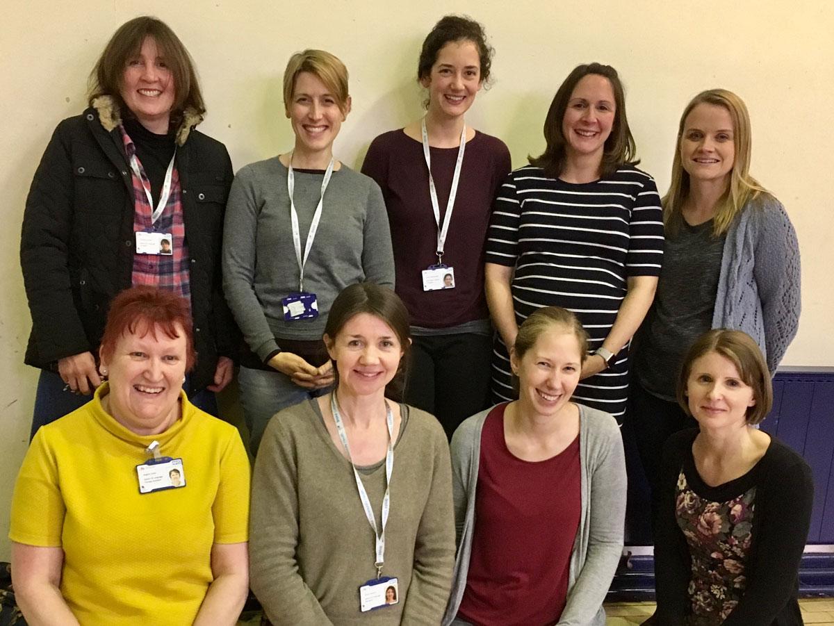 Children's Centre Speech & Language Therapy Team