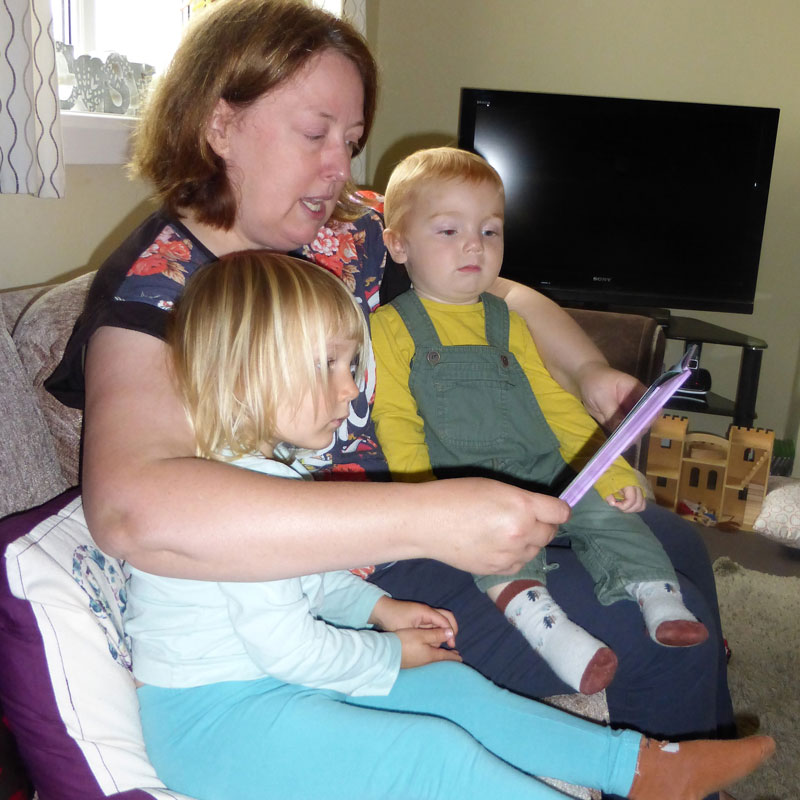 Nicky Denton Bristol Standard Childminding Case Study