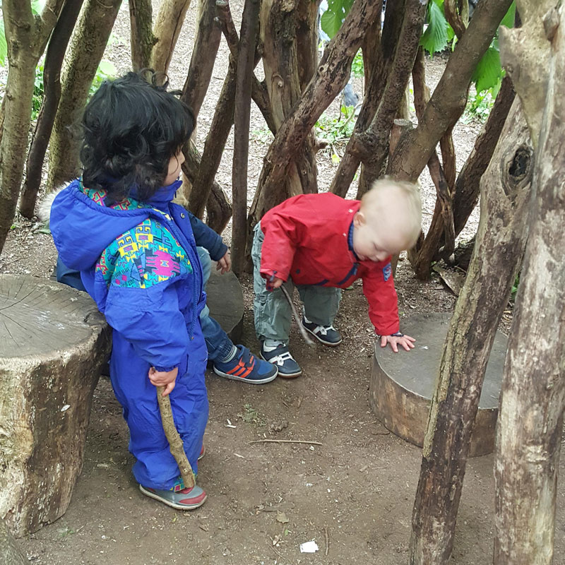 Paula Goldswain Bristol Standard Childminding Case Study