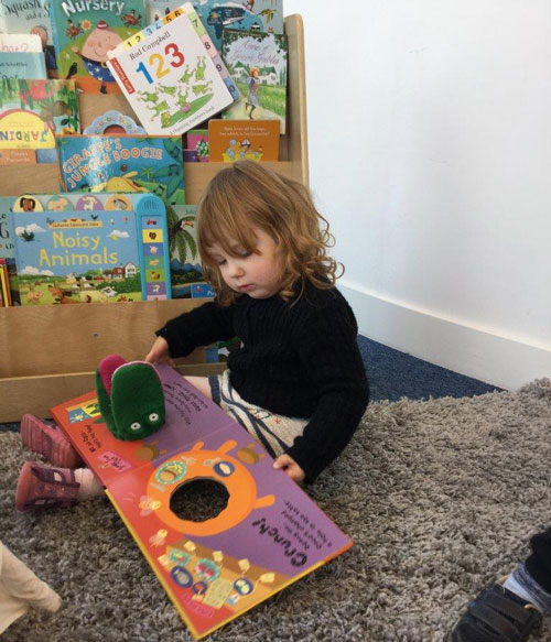 Bristol Standard Case Study – Charlton Nursery
