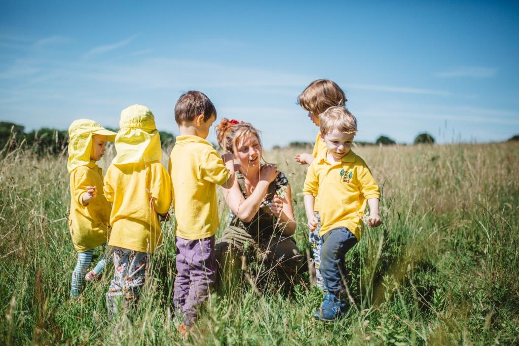 Outdoor Learning Bristol Early Years