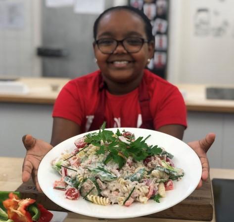 The Children's Kitchen Recipes