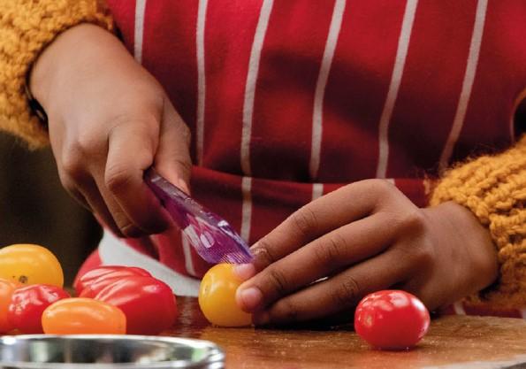 The Children's Kitchen – Eat The Rainbow